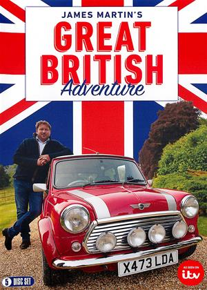 Rent James Martin's Great British Adventures Online DVD & Blu-ray Rental