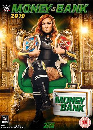 Rent WWE: Money in the Bank 2019 Online DVD & Blu-ray Rental