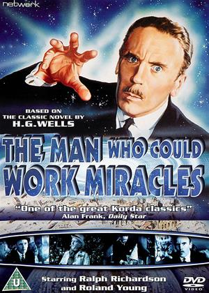 Rent The Man Who Could Work Miracles Online DVD & Blu-ray Rental