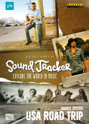 Rent Sound Tracker: USA Road Trip (aka Sound Tracker: Explore the World in Music: USA Road Trip) Online DVD & Blu-ray Rental