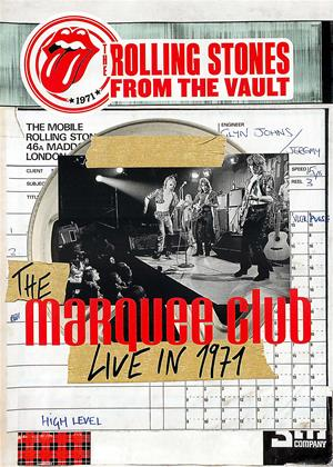 Rent The Rolling Stones: From the Vault: 1971 (aka The Rolling Stones from the Vault: The Marquee Club (Live in 1971)) Online DVD & Blu-ray Rental