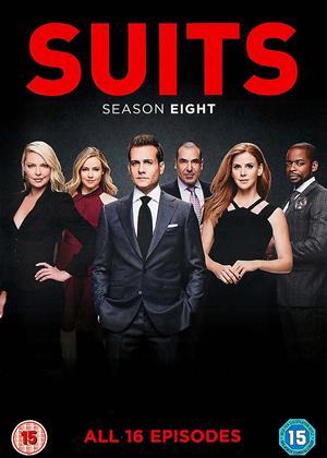 Rent Suits: Series 8 Online DVD & Blu-ray Rental