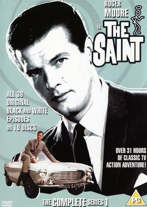 Rent The Saint: Series 1 and 2 (aka The Saint - The Complete Series 1) Online DVD & Blu-ray Rental