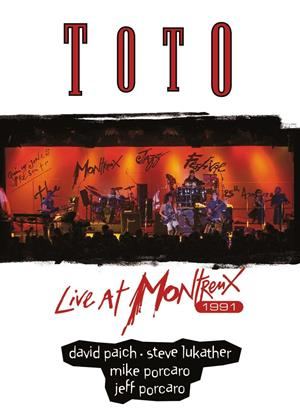 Rent Toto: Live at Montreux 1991 Online DVD & Blu-ray Rental