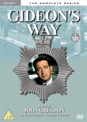 Rent Gideon's Way: Series (aka Gideon C.I.D.) Online DVD & Blu-ray Rental