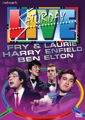 Rent Saturday Live: Fry and Laurie Online DVD & Blu-ray Rental