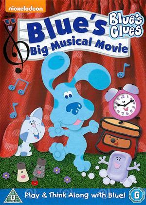 Rent Blue's Big Musical Movie (aka Blue's Clues: Blue's Big Musical Movie) Online DVD & Blu-ray Rental
