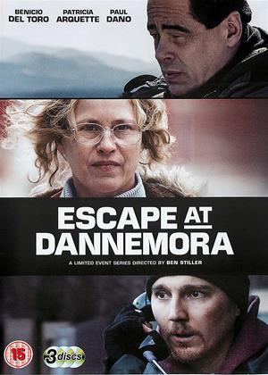 Rent Escape at Dannemora (aka Escape at Clinton Correctional) Online DVD & Blu-ray Rental