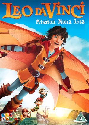 Rent Leo Da Vinci: Mission Mona Lisa (aka Leo Da Vinci: Missione Monna Lisa) Online DVD & Blu-ray Rental