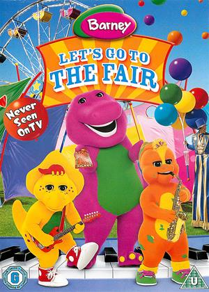 Rent Barney: Let's Go to the Fair Online DVD & Blu-ray Rental