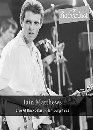 Rent Iain Matthews: Live at Rockpalast Online DVD & Blu-ray Rental