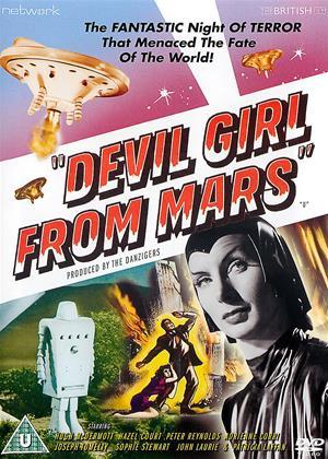 Rent Devil Girl from Mars Online DVD & Blu-ray Rental