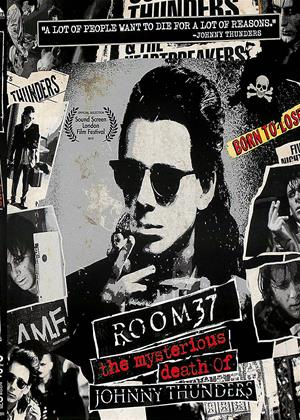 Rent Room 37: The Mysterious Death of Johnny Thunders Online DVD & Blu-ray Rental