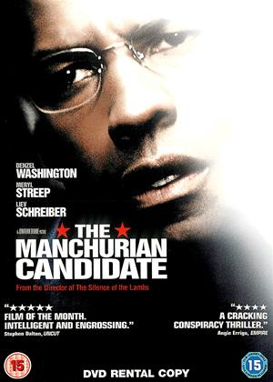 Rent The Manchurian Candidate Online DVD & Blu-ray Rental