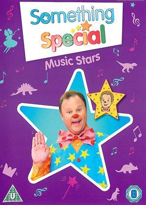 Rent Something Special: Music Stars Online DVD & Blu-ray Rental