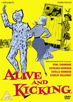 Rent Alive and Kicking Online DVD & Blu-ray Rental
