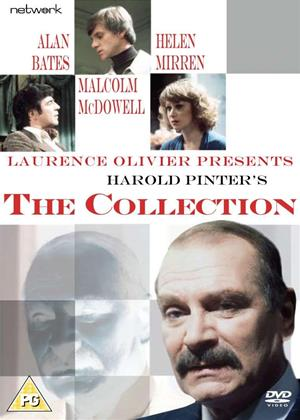 Rent Laurence Oliver Presents Harold Pinters: The Collection Online DVD & Blu-ray Rental