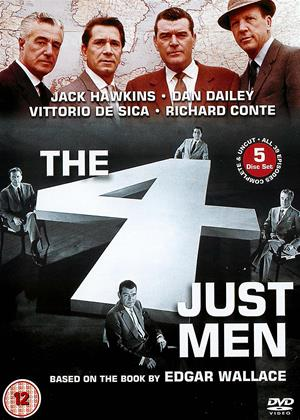 Rent The 4 Just Men: Series (aka The Four Just Men) Online DVD & Blu-ray Rental