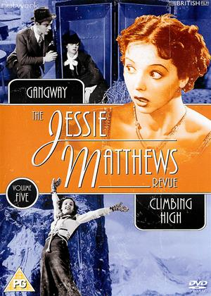 Rent The Jessie Matthews Revue: Vol.5 (aka Gangway / Climbing High) Online DVD & Blu-ray Rental