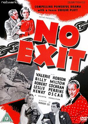 Rent No Exit (aka No Escape) Online DVD & Blu-ray Rental