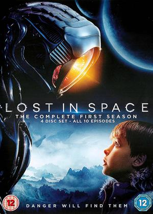 Rent Lost in Space: Series 1 Online DVD & Blu-ray Rental