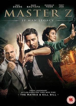 Rent Master Z: Ip Man Legacy (aka Ye wen wai zhuan: Zhang tian zhi) Online DVD & Blu-ray Rental