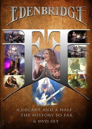 Rent Edenbridge: A Decade and a Half: The Story So Far Online DVD & Blu-ray Rental