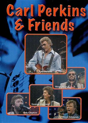 Rent Carl Perkins and Friends (aka Blue Suede Shoes: A Rockabilly Session with Carl Perkins and Friends) Online DVD & Blu-ray Rental