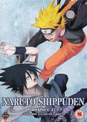 Rent Naruto: Shippuden: Vol.37 Online DVD & Blu-ray Rental