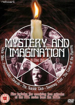 Rent Mystery and Imagination (aka Mystery and Imagination: The Complete Series (All the remaining episodes)) Online DVD & Blu-ray Rental