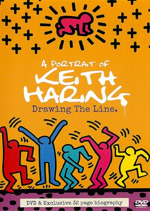 Rent A Portrait of Keith Haring: Drawing the Line Online DVD & Blu-ray Rental