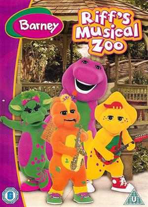 Rent Barney: Riff's Musical Zoo Online DVD & Blu-ray Rental