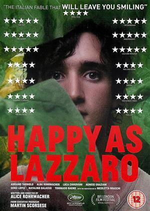 Rent Happy as Lazzaro (aka Lazzaro Felice) Online DVD & Blu-ray Rental