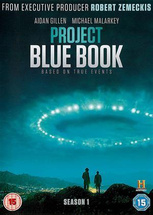 Rent Project Blue Book: Series 1 Online DVD & Blu-ray Rental