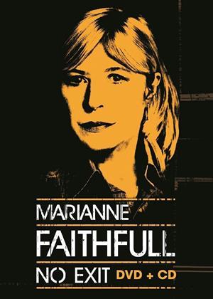 Rent Marianne Faithfull: No Exit Online DVD & Blu-ray Rental