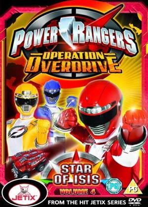 Rent Power Rangers: Operation Overdrive: Vol.4 Online DVD & Blu-ray Rental