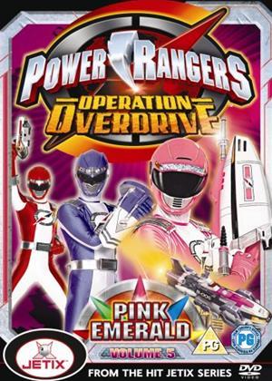 Rent Power Rangers: Operation Overdrive: Vol.5 Online DVD & Blu-ray Rental