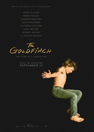 Rent The GoldFinch (aka The Goldfinch) Online DVD & Blu-ray Rental