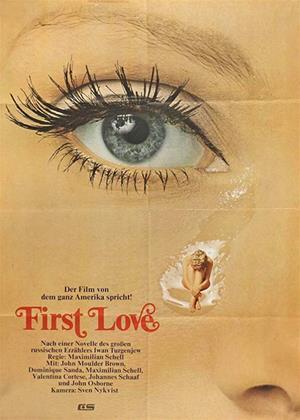 Rent First Love (aka Erste Liebe) Online DVD & Blu-ray Rental