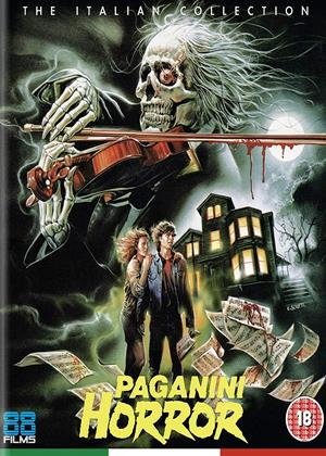Rent Paganini Horror (aka The Killing Violin) Online DVD & Blu-ray Rental