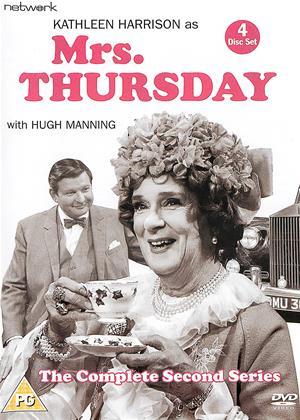 Rent Mrs. Thursday: Series 2 Online DVD & Blu-ray Rental