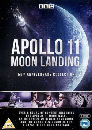 Rent Apollo 11: Moon Landing (aka Apollo 11 Moon Landing: 50th Anniversary Collection) Online DVD & Blu-ray Rental