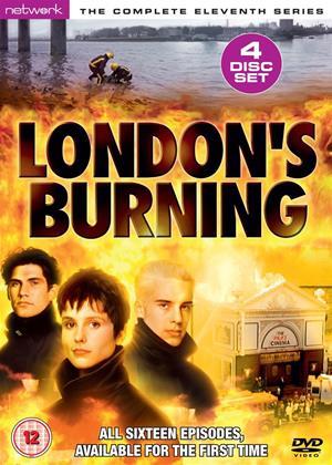 Rent London's Burning: Series 11 Online DVD & Blu-ray Rental