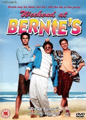 Rent Weekend at Bernie's Online DVD & Blu-ray Rental