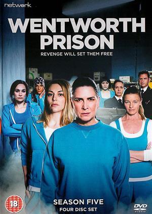 Rent Wentworth Prison: Series 5 (aka Wentworth) Online DVD & Blu-ray Rental