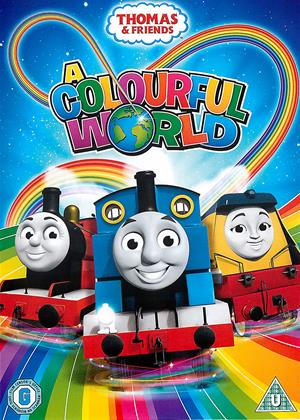 Rent Thomas and Friends: A Colourful World Online DVD & Blu-ray Rental