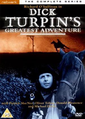 Rent Dick Turpin's Greatest Adventure Online DVD & Blu-ray Rental