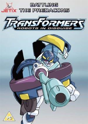 Rent Transformers: Battling Predacon Online DVD & Blu-ray Rental