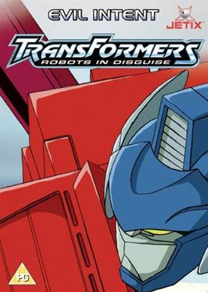 Rent Transformers: Evil Intent Online DVD & Blu-ray Rental