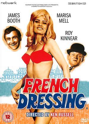 Rent French Dressing Online DVD & Blu-ray Rental